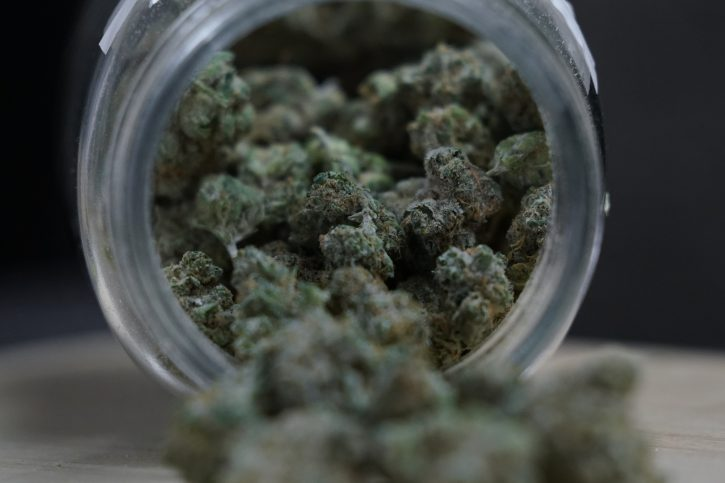 marihuana kladovo hapšenje