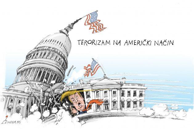Terorizam na američki način
