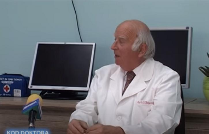 dr Stevan Baljošević