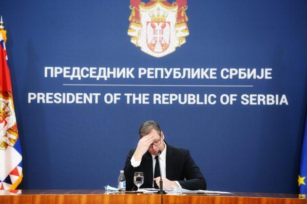 Predsedniče, pitajte Ukrajince kako izgleda borba s mafijom