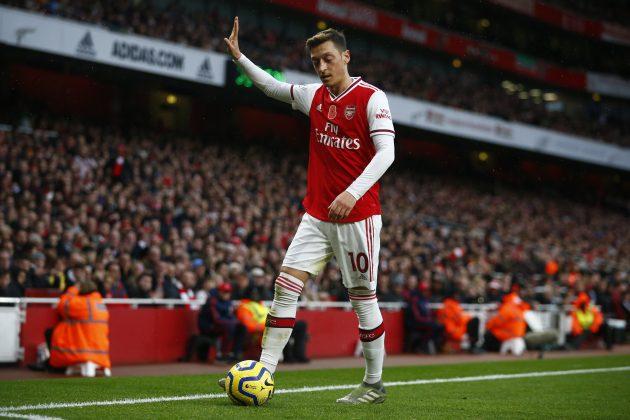 Arsenal želi što pre da se reši Mesuta Ozila