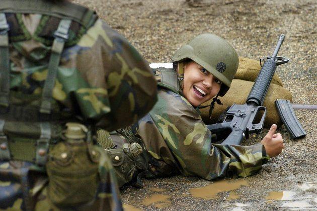 pripadnice američke vojske