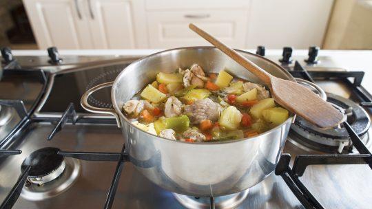 pogrevanje hrane