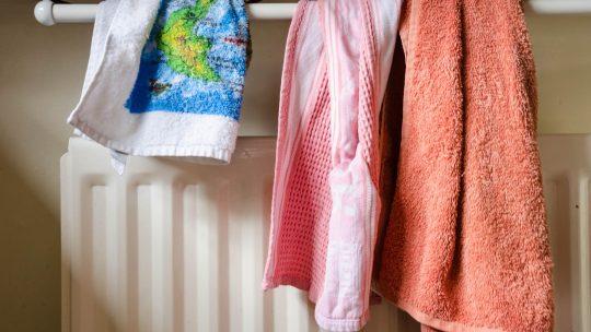 pranje i sušenje peškira