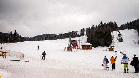 skijanje crna gora
