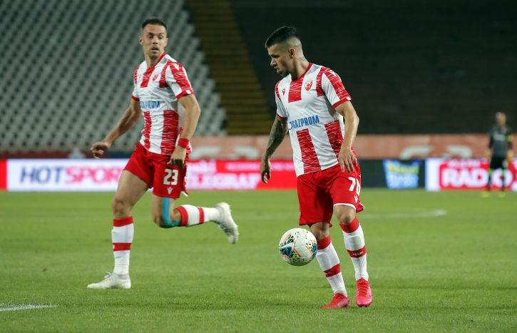 Srđan Spiridonović ide iz Zvezde u Tursku