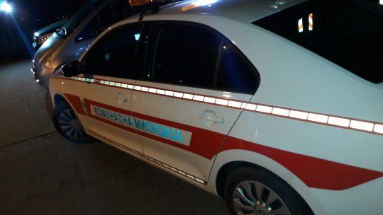 komunalna milicija hapšenje