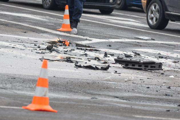 Četiri osobe povređene u dva udesa u Nišu
