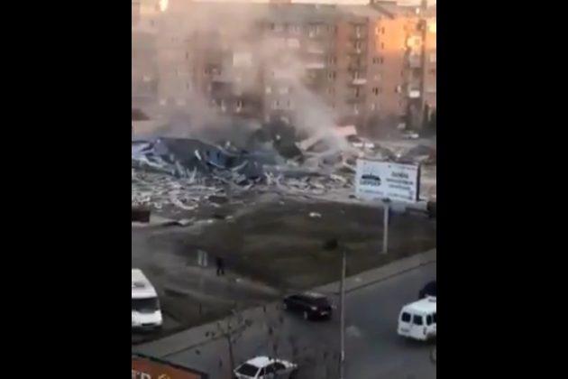 eksplozija rusija