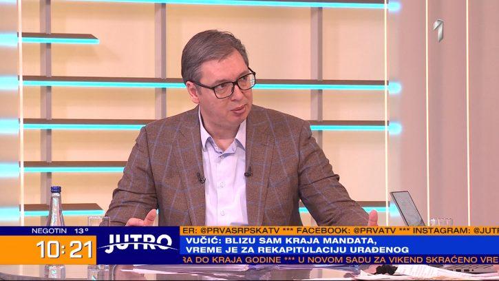 aleksandar vučić čapraz-divan