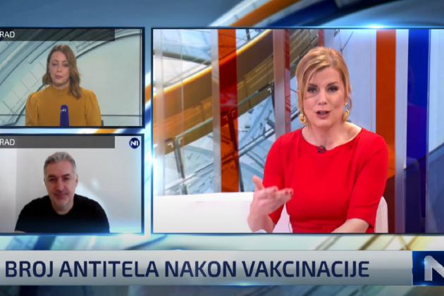 N1; Nataša Miljković