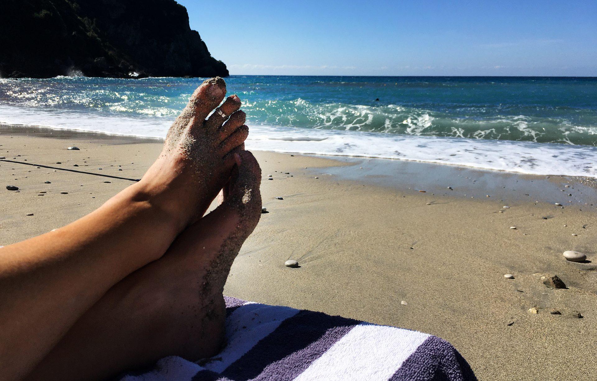 plaža; odmor; more; leto