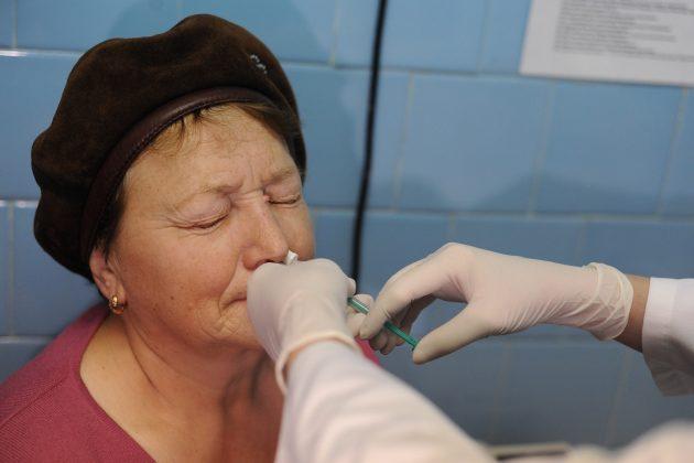 vakcina u spreju korona