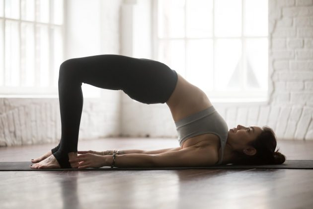 most; vežbanje; trening