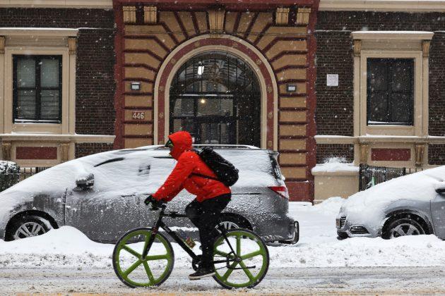 vežbanje zimi