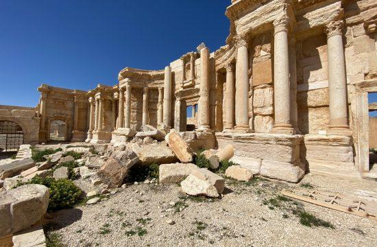 Palmira Sirija