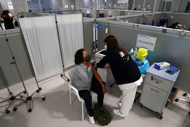 španija vakcinacija
