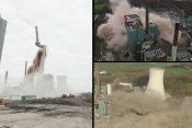 Spektakularna eksplozija