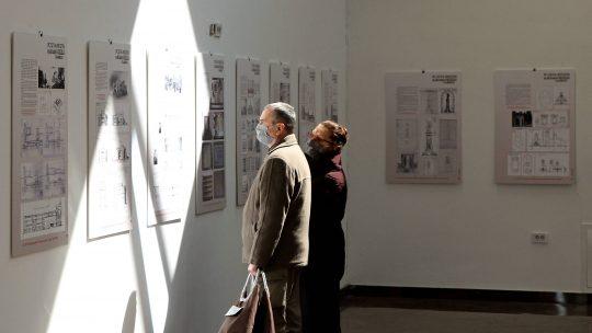 Aleksandar Medvedev, Niš, izložba