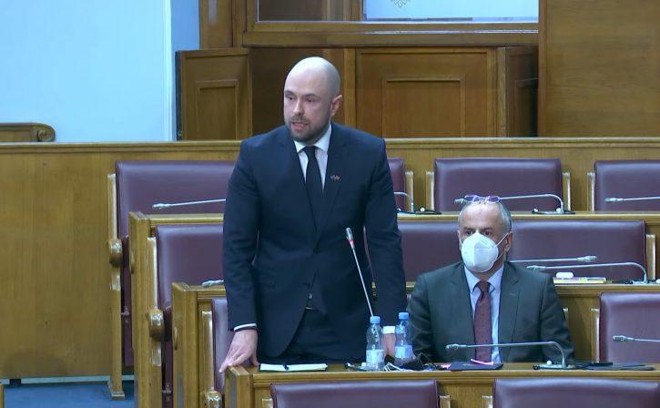 Đorđe Radulović ministar, crna gora. Djordje radulovic
