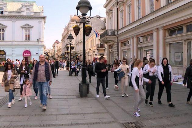 Ovako Beograđani provode vreme ove sunčane subote