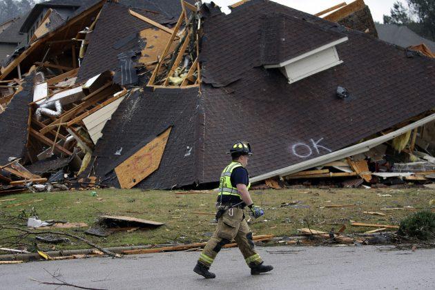 Tornado u Alabami