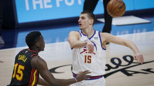 Nikola Jokić o MVP u NBA i Bogdanu Bogdanoviću