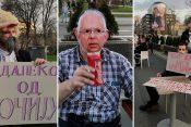 Ugostitelji u Beogradu blokirali saobraćaj ispred Skupštine