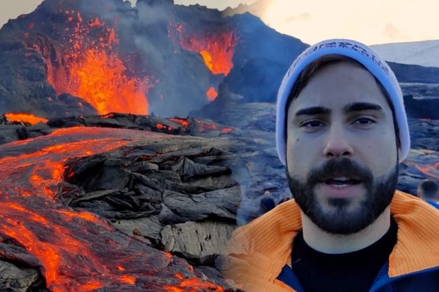 Erupcija vulkana