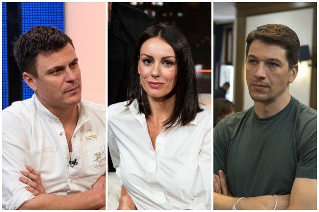 Vuk Kostić, Sloboda Mićalović, VikTOR SAVIC