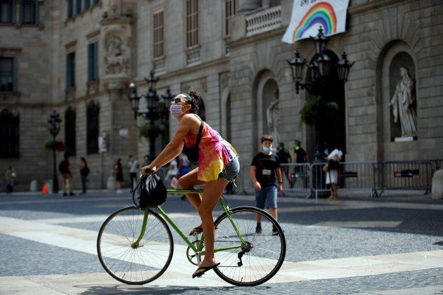 bicikl; barselona