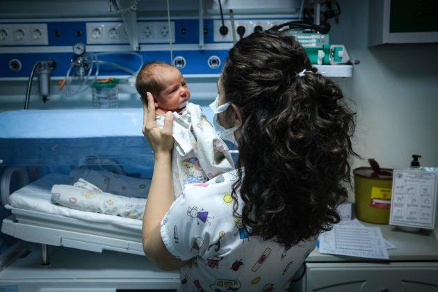 beba; porodilište