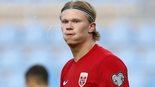 Holan lošija igra Norveška nego Borusija kritike
