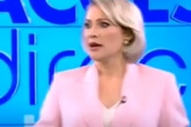 mirela, rumunska voditeljka