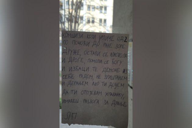 hit poruka komšiji