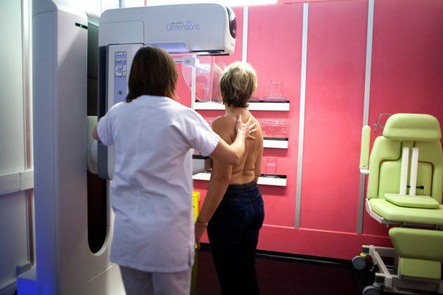 mamografski pregled; mamograf