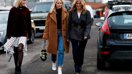 Street style; moda