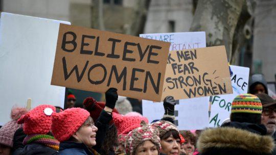 feminizam; protest