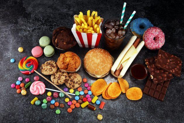 Nezdrava hrana