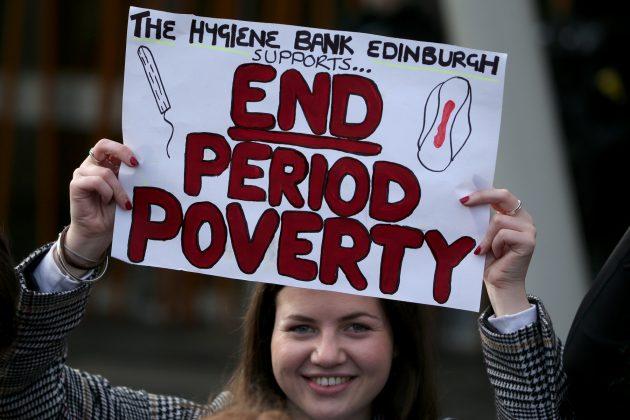 menstrualno siromaštvo