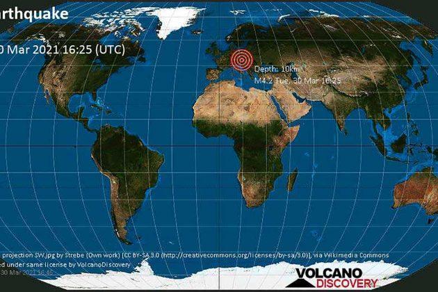 austrija zemljotres
