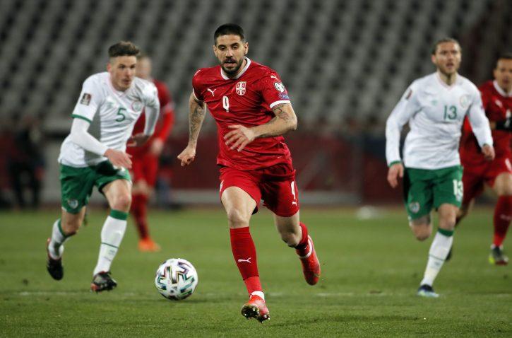 Aleksandar Mitrović svi golovi za reprezentaciju