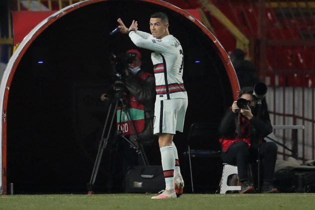 Ronaldova traka, Kristijano Ronaldo