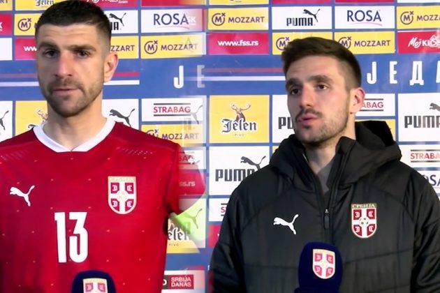 Reprezentacija Srbije u fudbalu