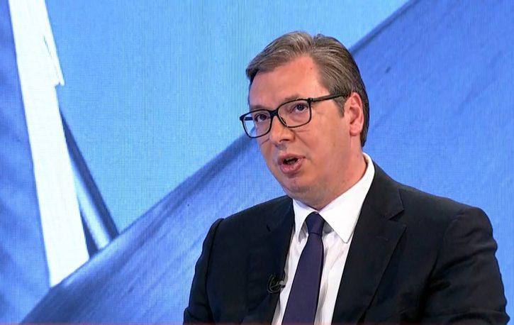 Aleksandar Vučić, tv Pink
