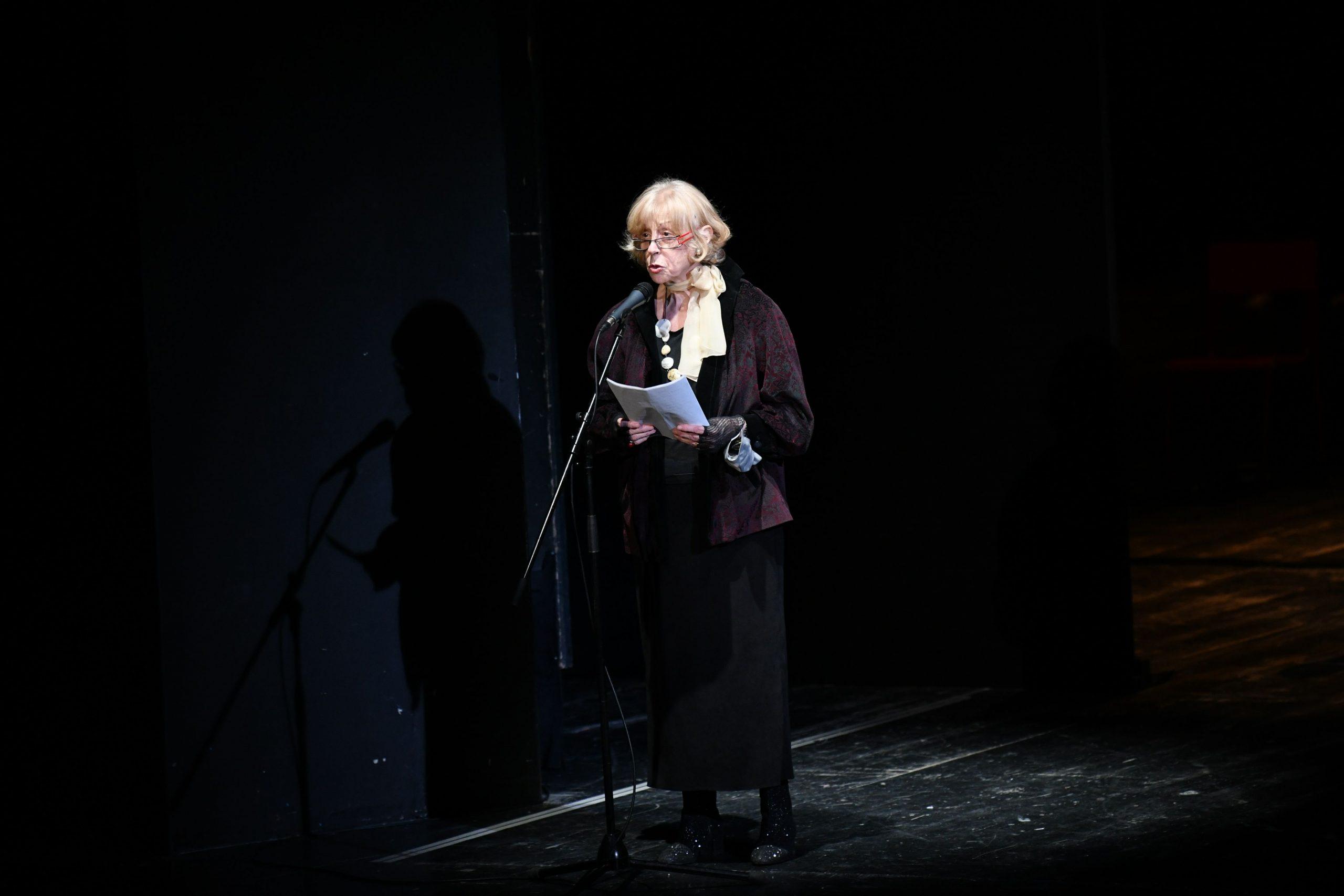 Komemoracija povodom smrti glumca Vlaste Velisavljevica