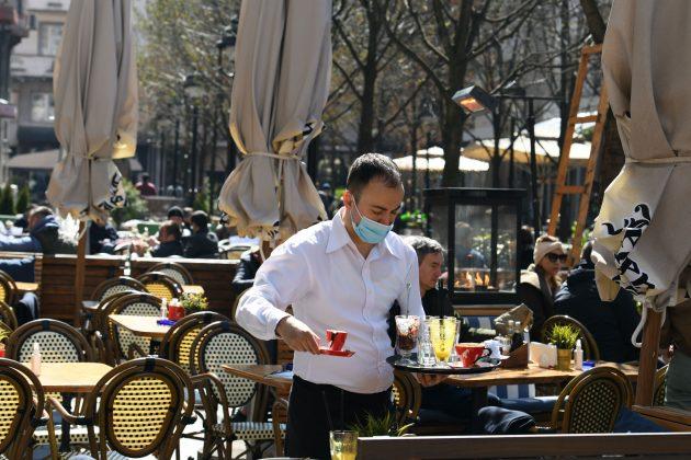 bašta kafić