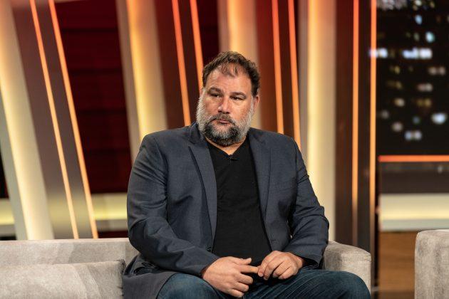 Dejan Savic u emisiji Vece sa Ivanom Ivanovicem