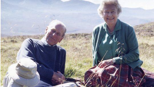 Princ Filip i kraljica Elizabeta