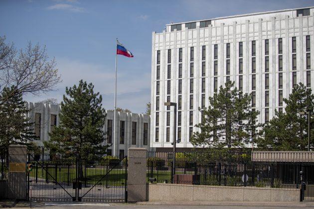 Ruska ambasada Vasington